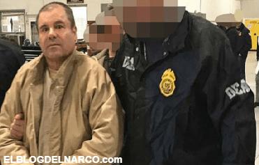 Abogado de El Chapo niega conflicto de interés con narcofiscal.