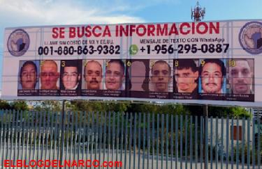 Adjudican captura de El Pelochas a campaña BI-Nacional que busca capos de Tamaulipas.