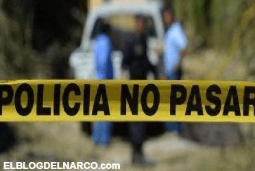 Albañil es ejecutado de 2 escopetazos