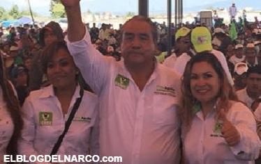 Alcalde electo de Nopalucan, Puebla, es ejecutado, militaba en el PVEM