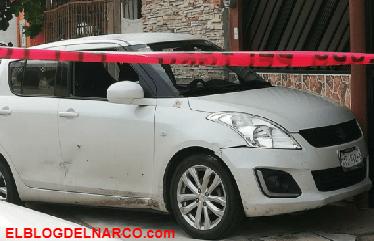 Comando de sicarios ejecutaron a morenista y a su pareja en Coatzacoalcos
