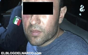 Detuvieron a operador de Cártel en Chihuahua