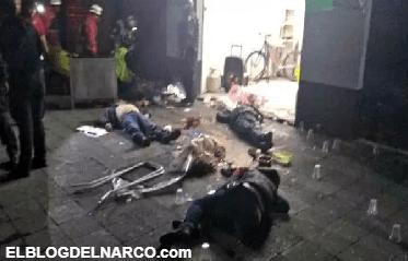 Disfrazados de mariachis ejecutan a seis en Garibaldi