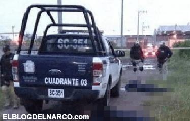 Ejecutan a 2 policías municipales en Tultitlán