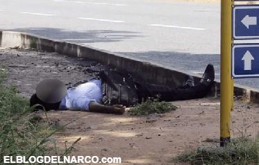 Ejecutan a balazos a un académico en la costa de Oaxaca