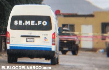 Ejecutan a un hombre junto a escuela en Juárez