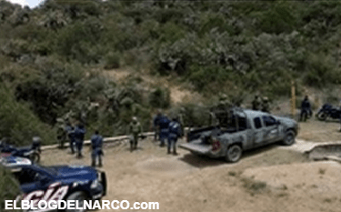 Elementos de la Fuerza Especial en Hidalgo encuentran más de 2 mil litros de huachicol en fosas clandestinas.