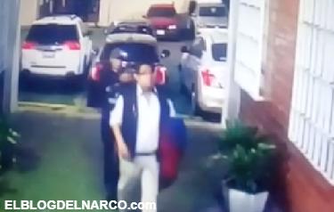 En vídeo captan el momento en el que un sicario ejecuta de dos balazos a funcionario de la CdMx
