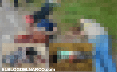 Encuentran 5 personas maniatadas y ejecutadas en Acámbaro, Guanajuato.
