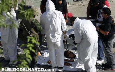Encuentran descuartizados los cuerpos de dos personas en Guadalajara