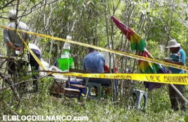 Encuentran restos de 166 personas en narcofosa en Veracruz.