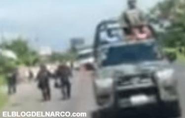 Enfrentamiento armado contra sicarios deja 3 policías muertos en Veracruz