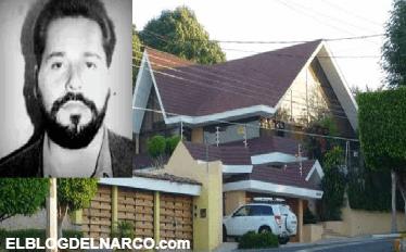 Fotografías Conoce la mansión del capo Nacho Coronel que pretenden rentar en 75 mil al mes en Guadalajara