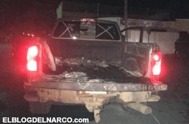 Fotografías fuertes de balacera entre Ejército Mexicano y pistoleros del Cartel del Golfo