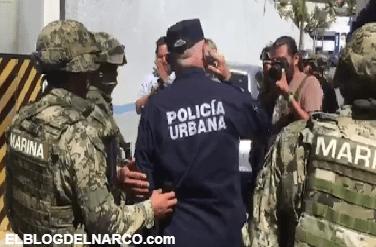 Las fuerzas federales tomaron el control de la seguridad en el puerto turístico de Acapulco
