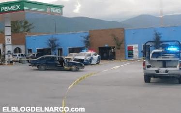 Lo ejecutan frente a sus 3 hijos cuando viajaba en su vehículo en Jaumave, Tamaulipas