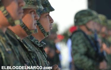 Militares decomisan ametralladoras y granadas en Tamaulipas