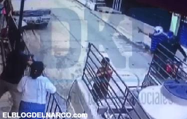Motosicarios son grabados durante ejecución del periodista Mario Gómez (VÍDEO)