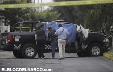Mueren cuatro policías en enfrentamientos con sicarios en Guadalajara