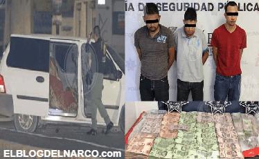 Roba mas de 3 millones a camión de valores pero presume su millonario robo y sus amigos lo matan a traición para robarle el dinero de su asalto en Ciudad Juárez