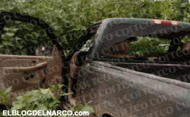 Sobrevive a más de 20 disparos, De milagro salió vivo el conductor de una camioneta