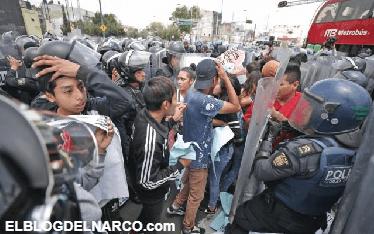 Tres cárteles se disputan la venta de drogas al menudeo, la extorsión y el cobro de piso el Centro de la CDMX.