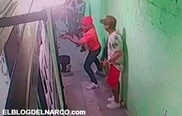 Vídeo donde sicarios armados con rifles de alto calibre intentan cazar en Cancun