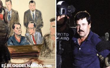 ¿Miedo o estrategia Estados Unidos retira 6 de 17 cargos a El Chapo