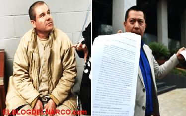 Abogados de El Chapo mandan inquietante mensaje a escasos días del juicio