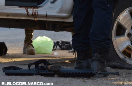 Deja 4 muertos enfrentamiento entre Carteles en Mocorito, uno era ex policía