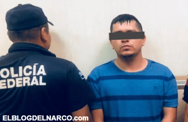"""Detuvieron en Hidalgo al """"H1"""", jefe de plaza del CJNG en Irapuato"""