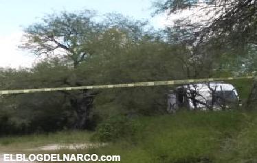 Ejecutan a 2 jóvenes, en Ciudad Fernández; presentaban el tiro de gracia