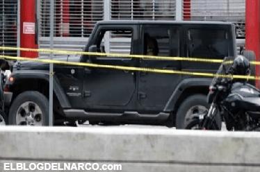 Ejecutan a conductor en Monterrey