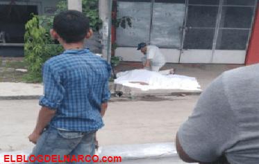 Ejecutan a hombre en Mapastepec