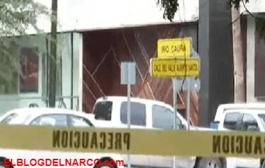 Ejecutan a hombre y dejan a 2 heridos en bar de Nuevo León