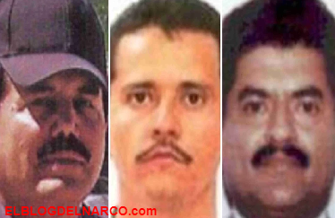 'El Mencho', 'El Mayo' y 'El Azul'... ¿cuánto dinero ofrecen por la captura de estos líderes del narco