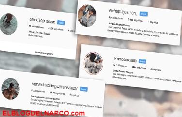 El furor por las cuentas falsas de Instagram del Chapo Guzmán y su familia