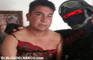 El misterio del marino que viste a los narcos de mujer (Vídeos)