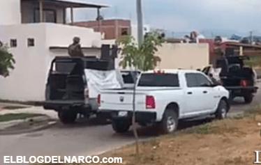 En diversos hechos, ejecutan a 4 personas en Colima