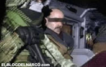 La captura de 'El Panilo' o M-100 del CDG