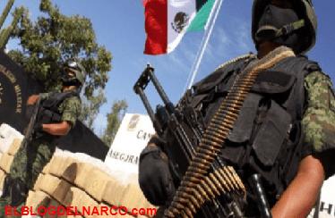 México y E.U nuevas estrategias contra el narcotrafico