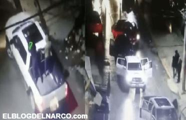 No, no mandes a nuestros compañeros, los van a matar Como si fuera en Tamaulipas captan convoy de al menos 30 sicarios en Naucalpan, Edomex (VÍDEO)
