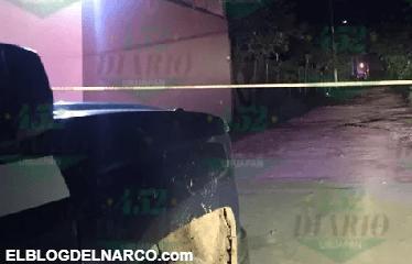 Otro ejecutado en Michoacán