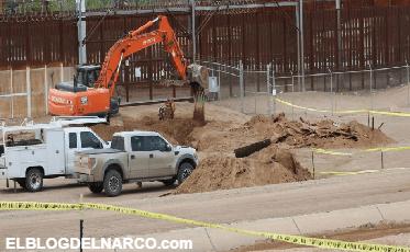 """Sellan """"narco-túnel"""" en San Luis, Arizona"""