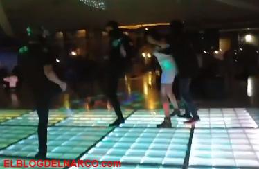"""Vídeo donde Quinceañera realiza baila con """"narcocoreografía"""""""