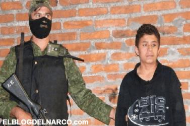 ¿Quién fue El Ponchis, el niño sicario que decapitó a 4 personas