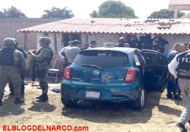 Cártel Jalisco Nueva Generación y los cuatros cárteles de la droga que operan en Texcoco