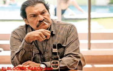 Cosío, un narco de verdad, interpreta al traficante de drogas Ernesto Don Neto Fonseca Carrillo