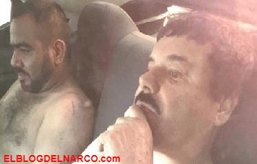 Le doy 50 mdd y tres empresas o dígame qué quiere pero ya écheme la mano, le dijo El Chapo a Federal que lo detuvo...