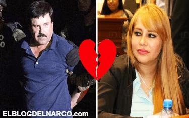Lucero, la amante de El Chapo que también espera sentencia en Estados Unidos